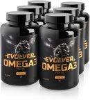 Evolver Omega3 -kalaöljykapseli, 90 kaps, 6-PACK