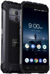 Ulefone Armor X -Android-puhelin Dual-SIM, 16 Gt, musta/harmaa