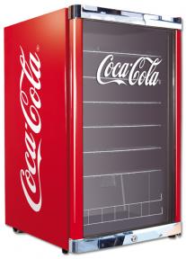 Coca-Cola HighCube -jääkaappi
