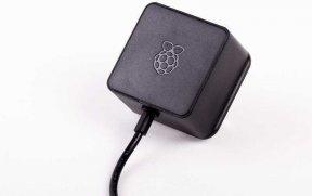 Raspberry Pi 4 B virallinen verkkovirtasovitin, 15,3 W