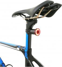 Enfitnix XLite Pro -pyöränvalo, punainen