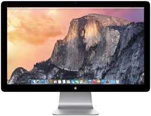 """Apple Thunderbolt Display 27"""" LCD-näyttö, MC914"""