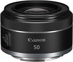 Canon RF 50mm F1.8 STM -normaaliobjektiivi
