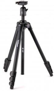 Velbon M43 -jalusta + kuulapää