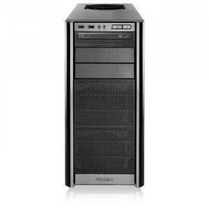 Blackstorm WorkStation - Core i5 3550 / 8 GB / 120 GB SSD / 1 TB HDD / DVD -pöytätietokone raskaaseen tehokäyttöön