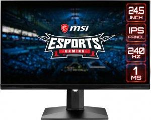 """MSI Optix MAG251RX 24,5"""" -näyttö"""