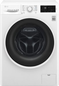 LG F4J6TM0W - kuivaava pesukone, valkoinen