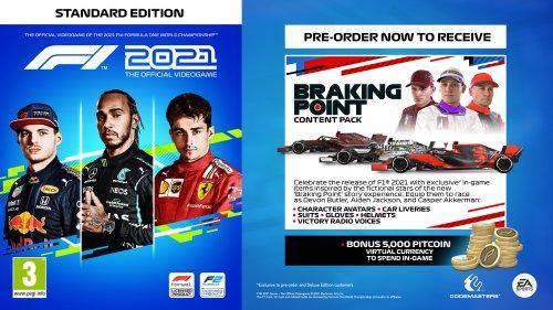 F1 2021 -peli, PS4 - Ajaminen - Pelit PlayStation 4 ...