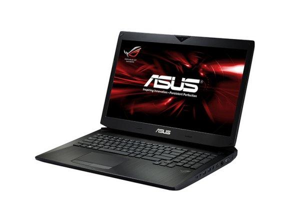 """Asus G750JW 17.3"""" FHD/i7-4700HQ/GTX 765M/8GB/750GB/Windows 8 64-bit -kannettava tietokone, kuva 3"""