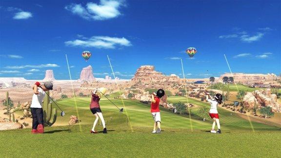 Everybody's Golf -peli, PS4, kuva 4