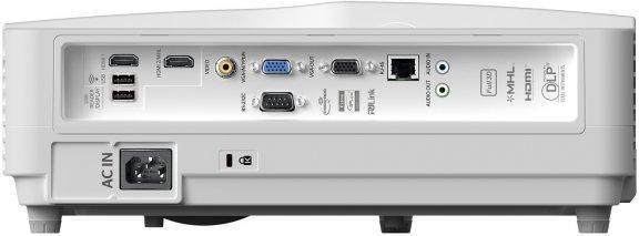 Optoma HD35UST Full HD 3D DLP -ultralähiprojektori, kuva 6