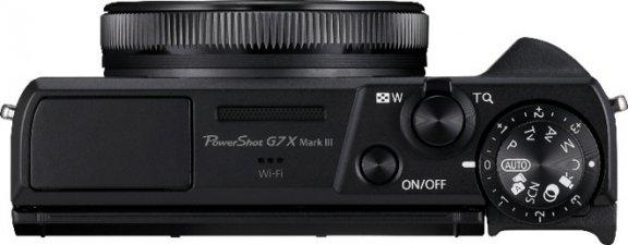 Canon PowerShot G7 X Mark III -digikamera, musta, kuva 3