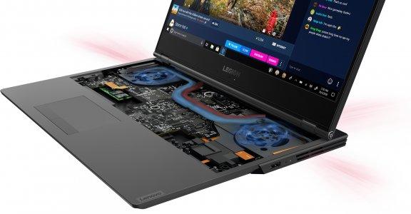 """Lenovo Legion Y540 15,6"""" -pelikannettava, Win 10 64-bit, musta, kuva 6"""