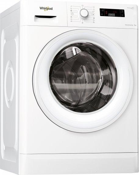 Whirlpool FWF91438W -pyykinpesukone ja FT M22 9X2 -kuivausrumpu, kuva 2