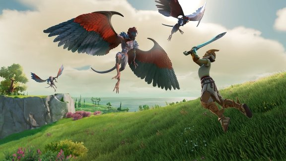 Immortals Fenyx Rising - Gold Edition -peli, PS4, kuva 5