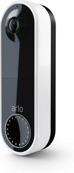 Arlo Essential Video Doorbell -video-ovikello, valkoinen