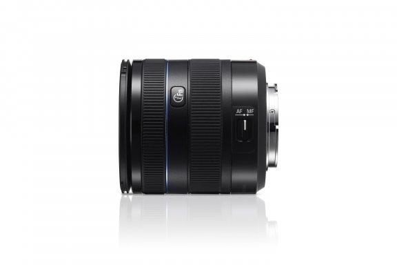 Samsung EX-W1224ANB 12-24 mm f/4.5-5.6 laajakulmaobjektiivi, kuva 3
