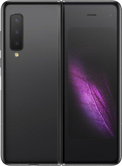 Samsung Galaxy Fold -Android-puhelin, 512 Gt, Cosmos Black, kuva 4