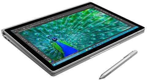 Microsoft Surface Book -kannettava, Win 10 Pro, kuva 8