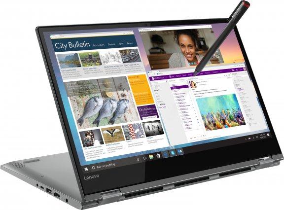"""Lenovo Yoga 530 14"""" -kannettava, Win 10, musta, kuva 6"""