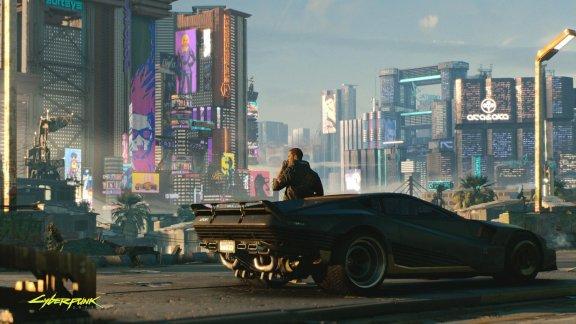 Cyberpunk 2077 -peli, PS4, kuva 4