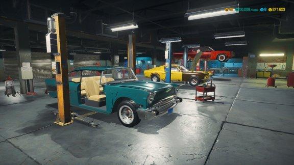 Car Mechanic Simulator >> Car Mechanic Simulator Peli Xbox One