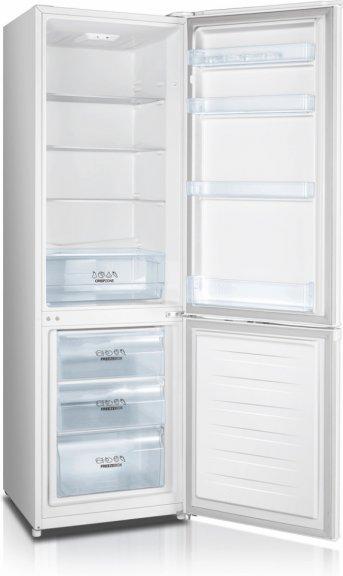 Upo RF5271 -jääkaappipakastin, valkoinen, kuva 3