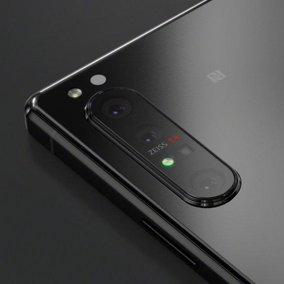 Sony Xperia 1 II -Android-puhelin, 256 Gt, musta, kuva 4