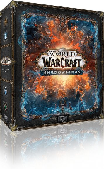 World of Warcraft - Shadowlands - Collector's Edition -lisäosa, PC