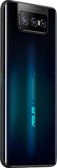 Asus ZenFone 7 -Android-puhelin 128 Gt Dual-SIM, musta, kuva 6