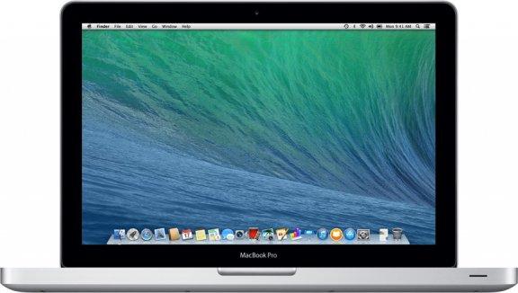 """Apple MacBook Pro 13"""" 500 Gt kannettava, MD101, kuva 3"""