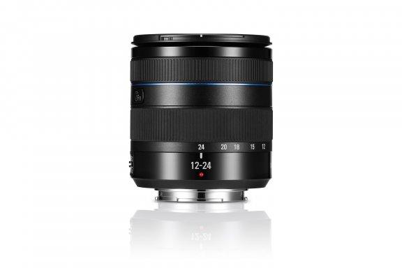 Samsung EX-W1224ANB 12-24 mm f/4.5-5.6 laajakulmaobjektiivi, kuva 5