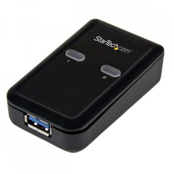 StarTech 2-to-1 USB 3.0 -kytkin