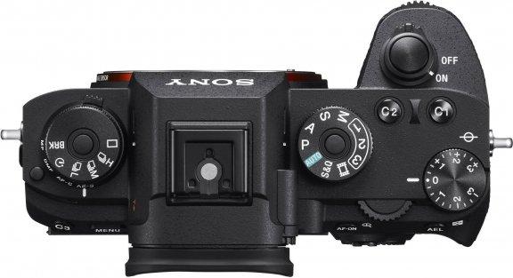 Sony A9 -mikrojärjestelmäkameran runko, kuva 3