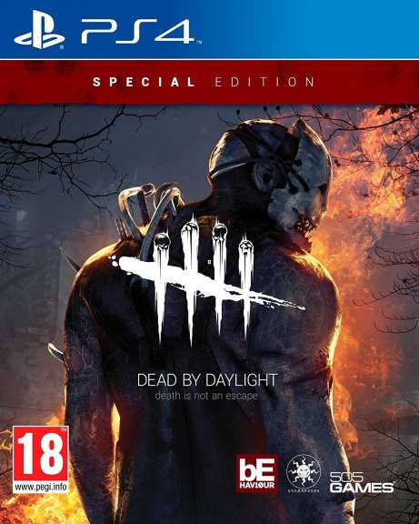 Dead by Daylight - Special Edition -peli, PS4