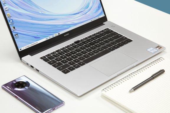 Huawei MateBook D 15  -kannettava, Win 10, kuva 11