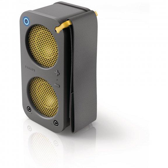 Philips Shoqbox BR-1X kannettava Bluetooth -kaiutin, kuva 2