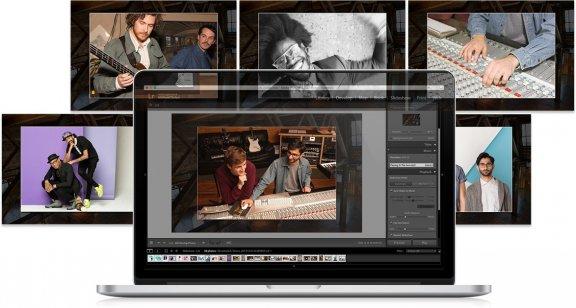 Adobe Photoshop Lightroom 6 -kuvankäsittelyohjelmisto, DVD, kuva 14