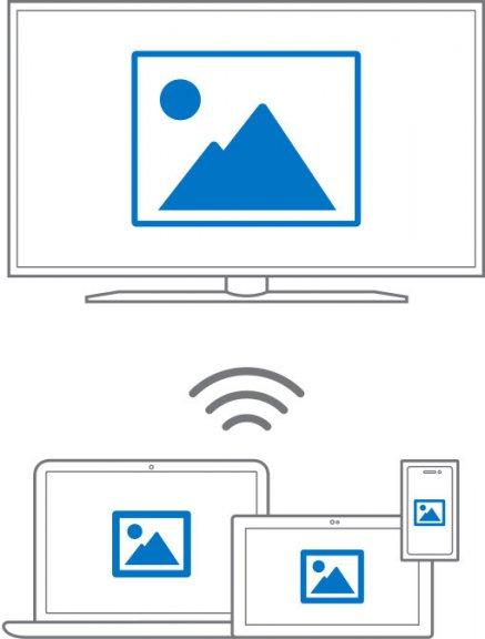 Microsoft Wireless Display Adapter V2 -langaton mediatoistin, kuva 4
