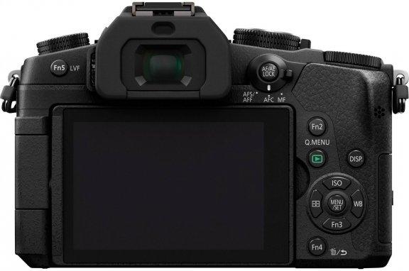 Panasonic G80 -järjestelmäkamera 12-60 mm:n objektiivilla, kuva 6