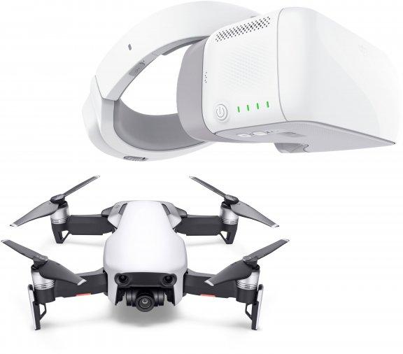 Suurenna kuva. Kokoontaittuva ja älykäs nelikopteri  Eleohjauksella  ohjattava nelikopteri  Mukana DJI Goggles ‐FPV-lasit ... 04b9ae783a