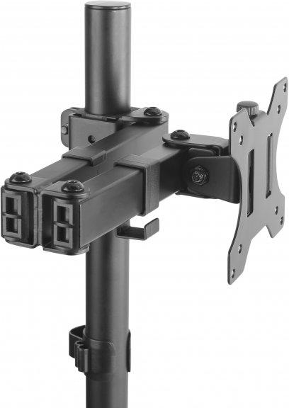 Mozi Basic Stand with Dual Joint -pöytäjalka yhdelle näytölle, kuva 9