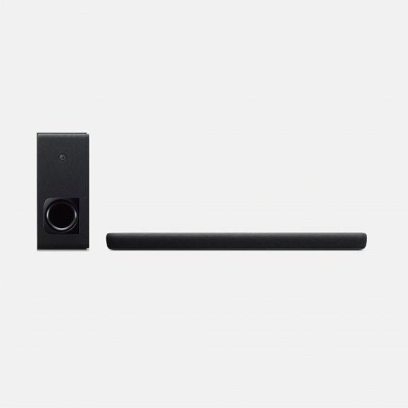 Yamaha YAS-209 -soundbar, musta, kuva 5