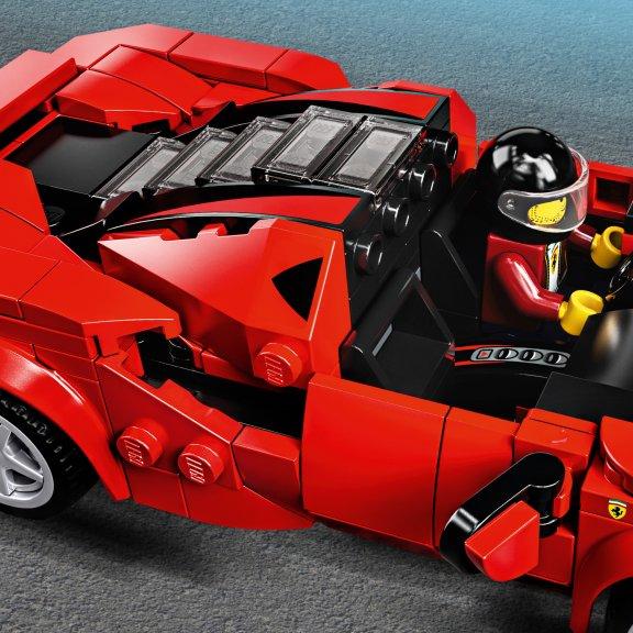LEGO Speed Champions 76895 - Ferrari F8 Tributo, kuva 5