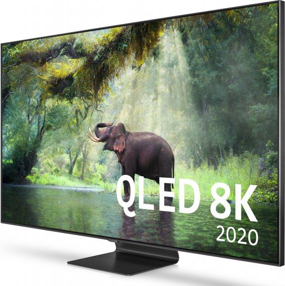 """Samsung QE65Q800TAT 65"""" 8K Ultra HD LED-televisio, kuva 2"""