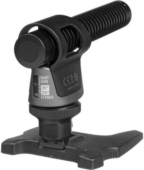 Canon DM-100 - Suuntaava stereomikrofoni, kuva 3