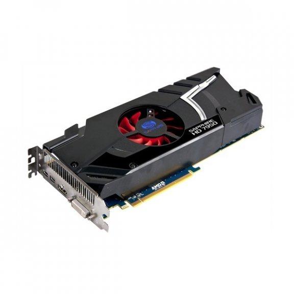 Sapphire Radeon HD7950 3 GB GDDR5 -näytönohjain PCI-e-väylään, kuva 2
