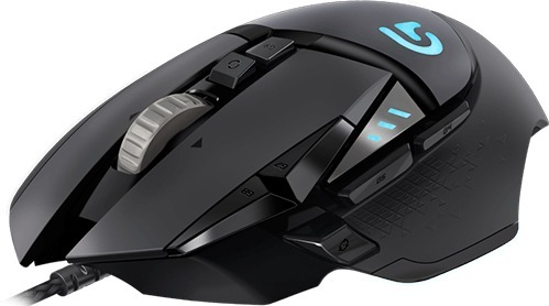 Logitech G502 Spectrum -hiiri