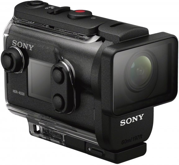Sony AS50 -actionkamera, kuva 5