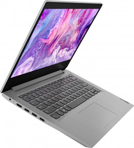 """Lenovo IdeaPad 3 14"""" kannettava, Win 10 S, harmaa, kuva 6"""